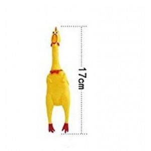 резиновая курица
