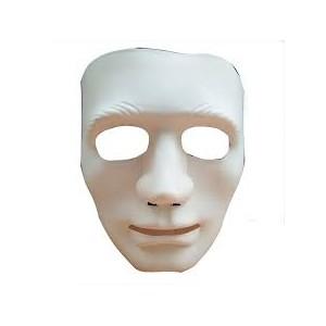 маска лицо человека