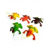 резиновая игрушка Лягушка