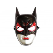 Карнавальная Пластиковая Маска Женщина Кошка Бэтмен