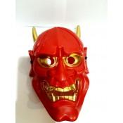 Дьявол демон костюм маскарад Хэллоуин карнавальные маски