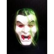 Маска Дракула с капюшоном