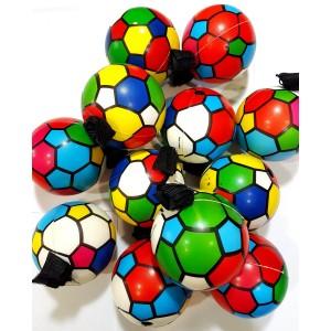 Попрыгунчик футбольный мяч