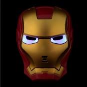 Светящаяся маска Железный человек