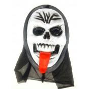 Маска пластиковая с языком
