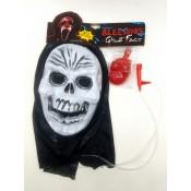 Страшная Хэллоуин Кровоточащая Маска