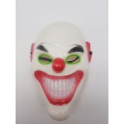 Карнавальная Пластиковая Маска Клоун