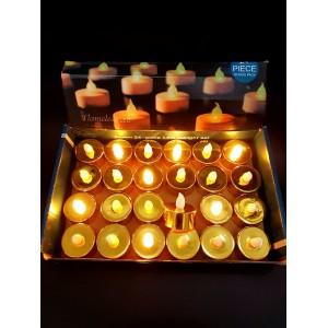Декоративные светодиодные свечи 720