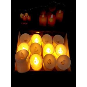 Декоративные светодиодные свечи
