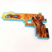 Светящиеся пистолеты с изображением героев