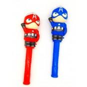 Музыкальный микрофон проектор Супергерои Marvel Капитан Америка
