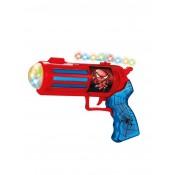 Пистолет с вертушкой музыкальный Человек паук