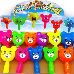 Резиновые игрушки с пищалкой Котята