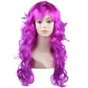 парик карнавальный фиолетовый