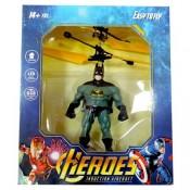 бэтман летающий от руки