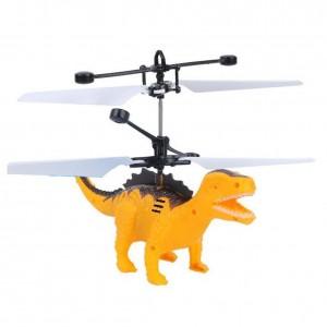 Динозавр летающий от руки