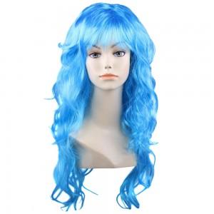 Карнавальный парик мальвина
