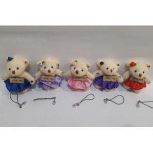 Брелок игрушка медвежонок