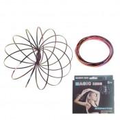 Кинетические кольца-спираль Toroflux